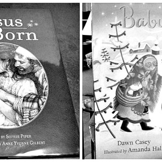 Good Books Released Two Beautiful Christmas Picture Books!