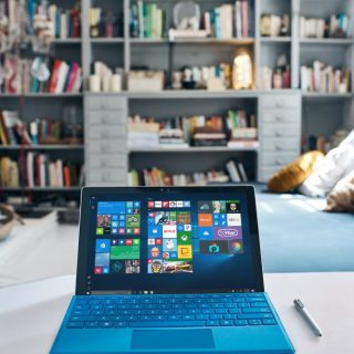 All I Want From Santa is a Microsoft Surface Pro (Plus Giveaway)