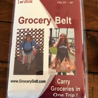 The Grocery Belt Just Made Your Life Easier