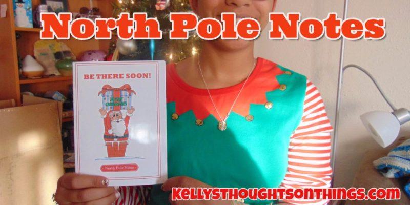North Pole Notes