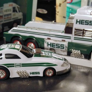 2016 Hess Toy Truck and Dragster Is A Powerful Race-Ready Duo