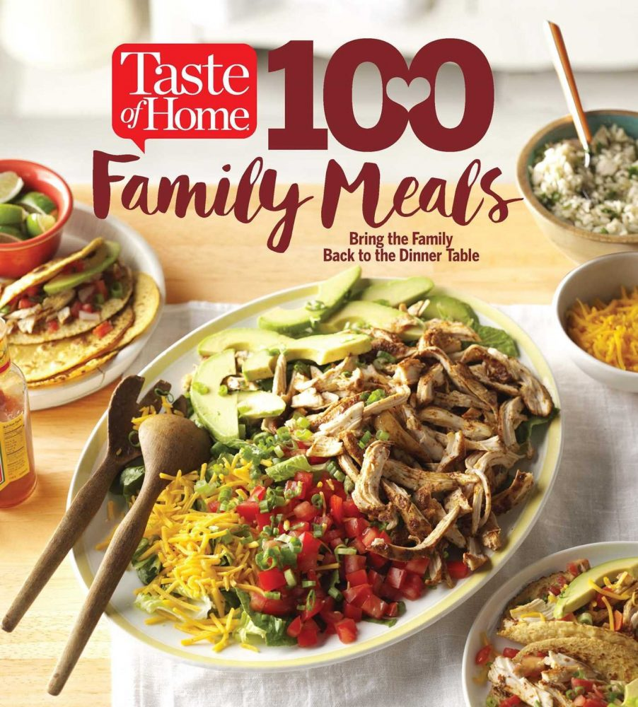 Start The New Year With Some Home Inspired Family Meals