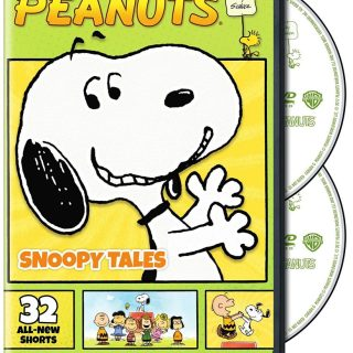 CLASSIC PEANUTS PRINT COMIC STRIPS COME TO LIFE ON PEANUTS BY SCHULZ: SNOOPY TALES