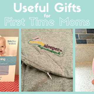 Useful Gifts for First Time Moms