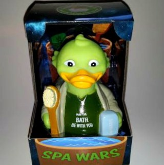 May the Bath Be With You with CelebriDucks™