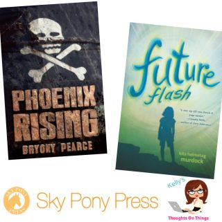 Two New Novels for Middle Grade Readers