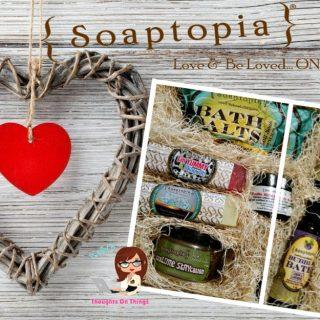 Soaptopia® Creates a Bath Time Utopia