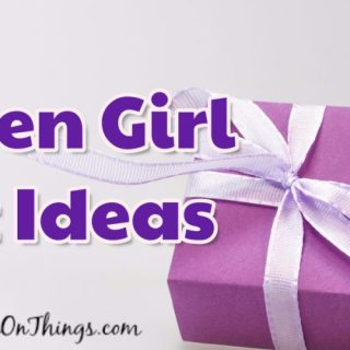 Tween Girl Gift Ideas