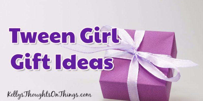Tween Girl Gift Ideas