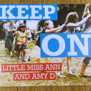 Keep On by Little Miss Ann And Amy D