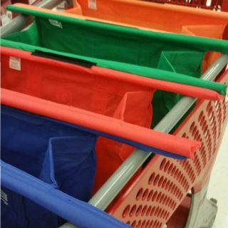 Top 5 Reasons To Use Reuseable Shopping Bags