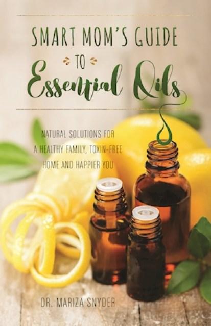 essential oils book dr snyder