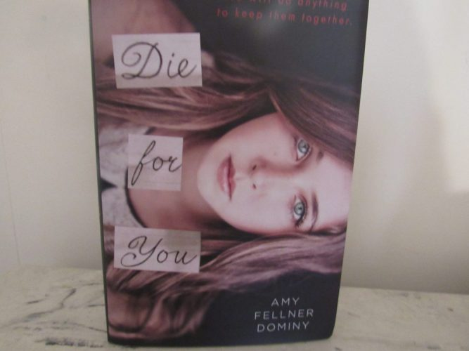 Die For You Book