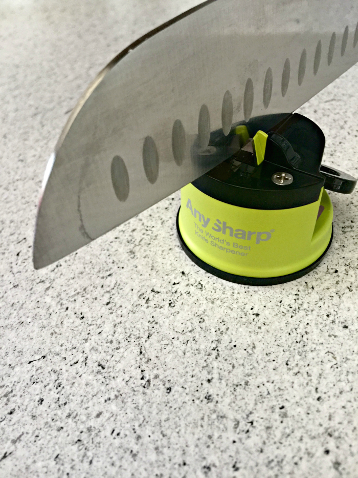 Keep Your Knives Sharp with AnySharp