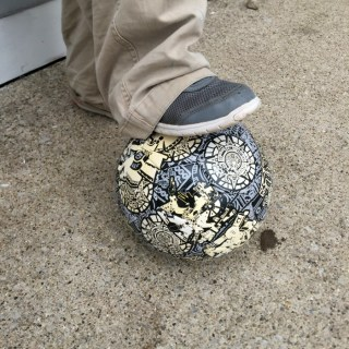 Give the Gift of Love with The Aztec Soccer Ball