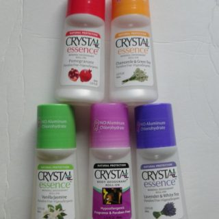 Respect Your Body with Crystal™ Deodorants