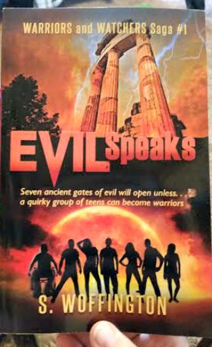 Evil Speaks cover