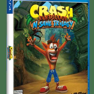 Crash Bandicoot is BACK!