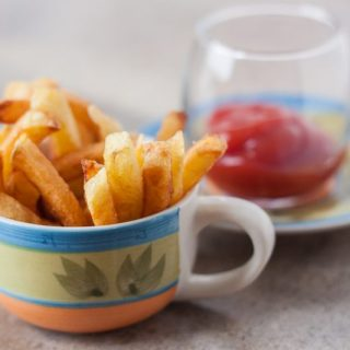 Crispy Fresh French Fries Recipe