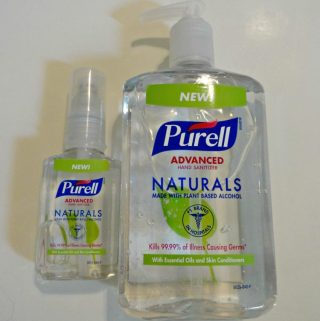 Purell® to Keep those Germs at Bay