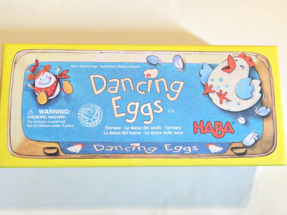 Dancing Eggs Haba