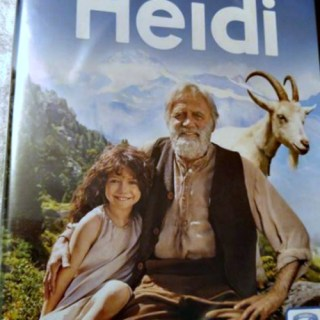 Heidi! A Timeless Classic Is Returning April 4, 2017!