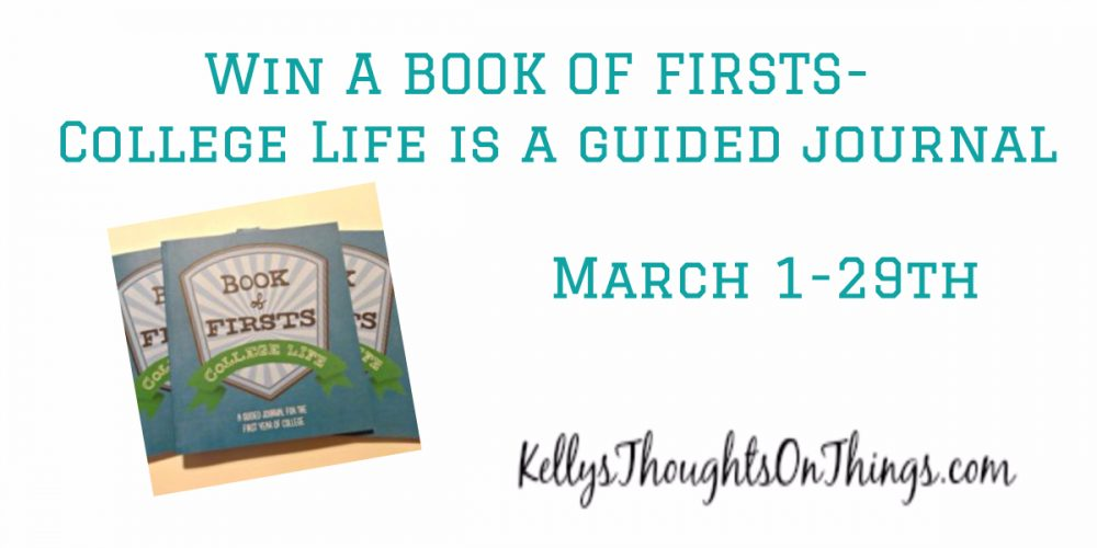 Win a Book of Firsts!