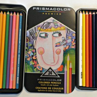 Get Your Color on with Prismacolor®