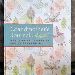 Grandmother's Journal Is A Must Have For Any Grandmother