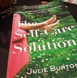 The Self-Care Solution Book- Mother's Day Gift Idea!