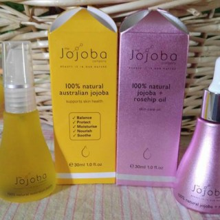 The Jojoba Company Has A Natural Range Of Skin And Body Care