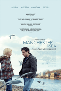 MANCHESTER BY THE SEA will premiere on Amazon Prime Video May 5th