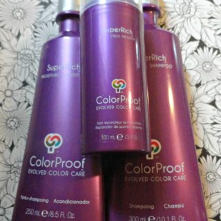 Vegan Hair Care from ColorProof