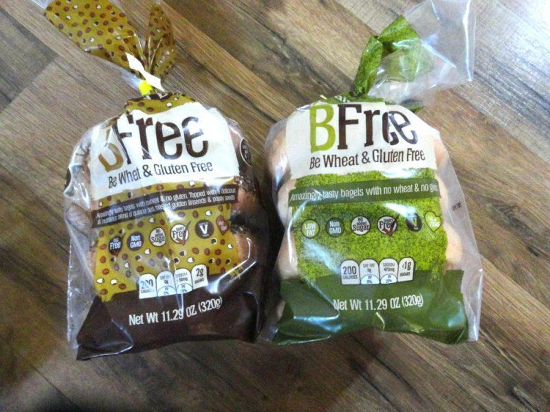 BFree Foods bagels