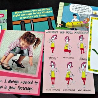CardFool This Mother's Day To Let Mom Know You Are A Fool For Her