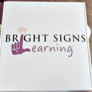 Bright Signs Learning™ A Multisensory Program For Your Kids