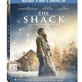 The Shack on Blu-ray/DVD