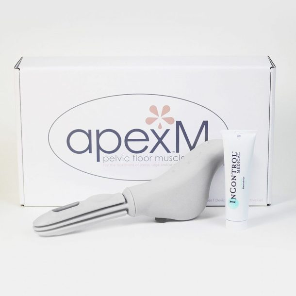 The new InControl Medical device called the ApexM has been clinically proven to work.