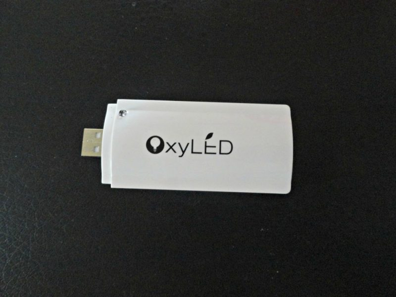 OxyLED battery