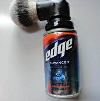 The Evolution Brush ~ Give Dad the Gift of a Great Shave