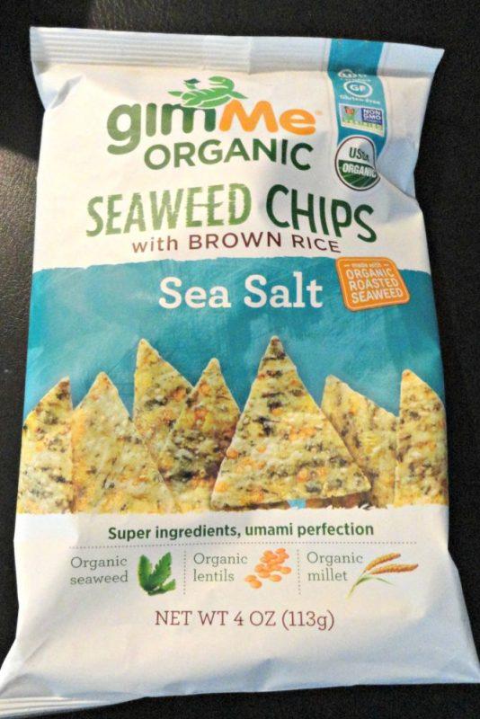 seaweed snacks chips