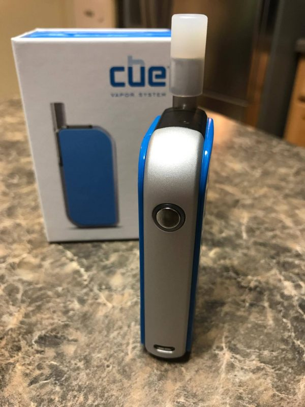 Cue™-Vaping. Made Simple.™