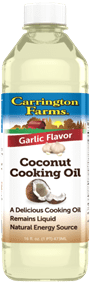 Unique Garlic Cooking Oils for National Garlic Month