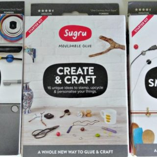 Sugru Mouldable Glue For The Dad Who Has Everything