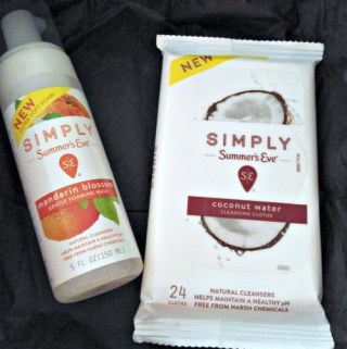 Simply Summer's Eve™ New Collection Keeps You Odor Free