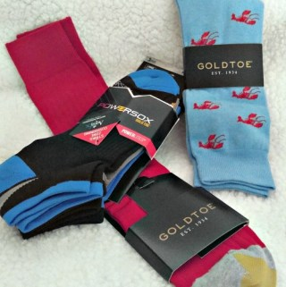 Gold Toe Socks Add A Touch Of Festivity For Father's Day