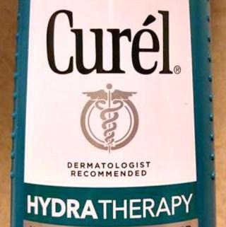 Curél® Hydra Therapy Wet Skin Moisturizer Helps To Heal Dry Skin