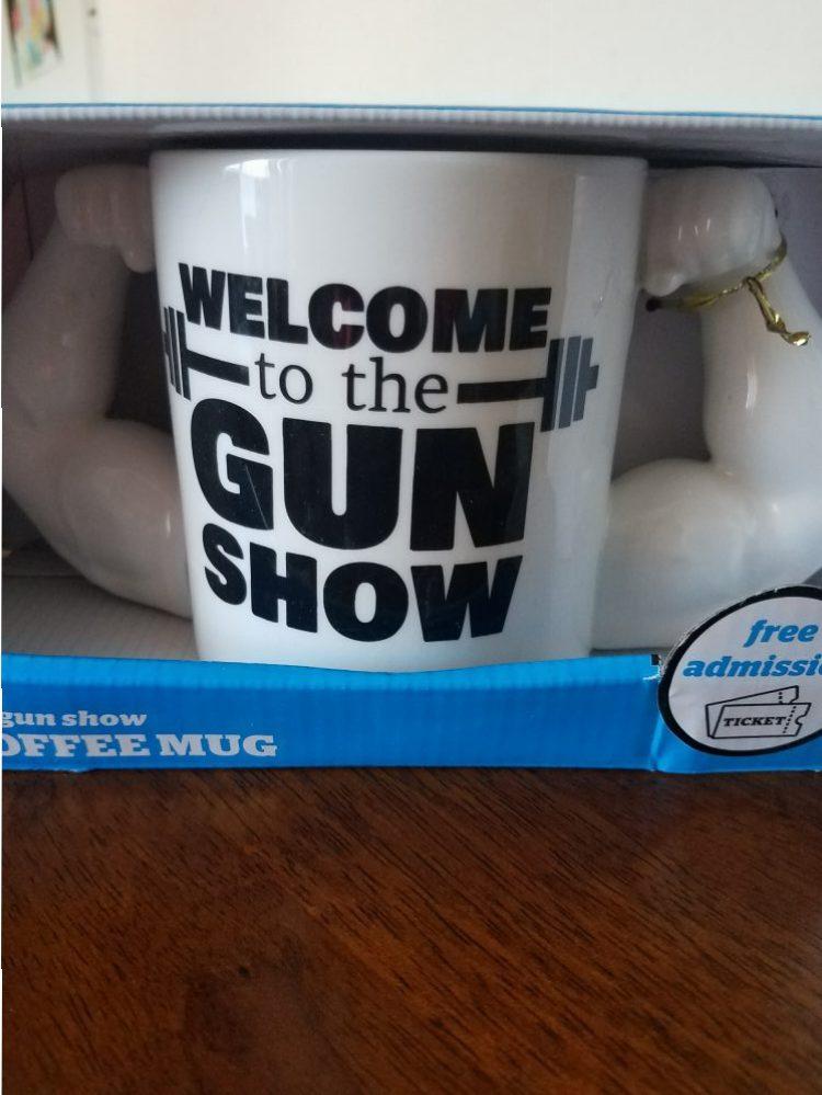 The Gun Show Mug