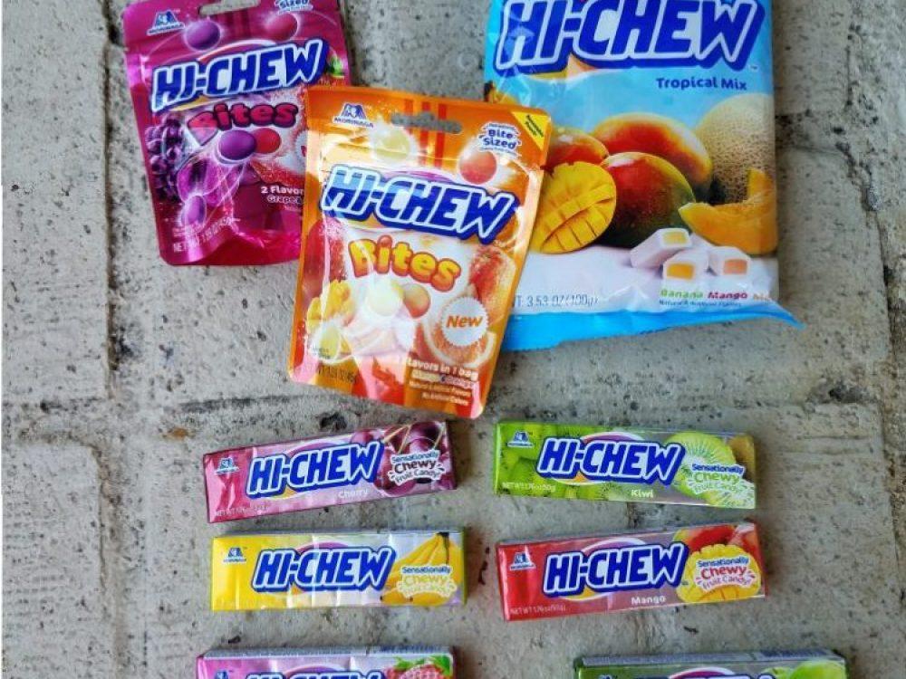 Summer Treats: Hi-Chew Candy