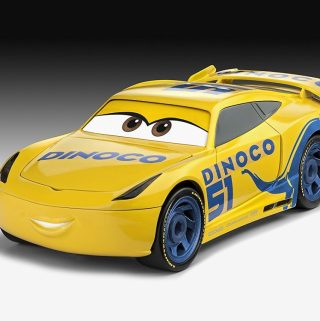 Have A Blast With The Starts Of Cars 3